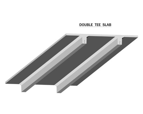Double Tee Slab