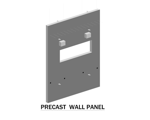Precast Wall Panel